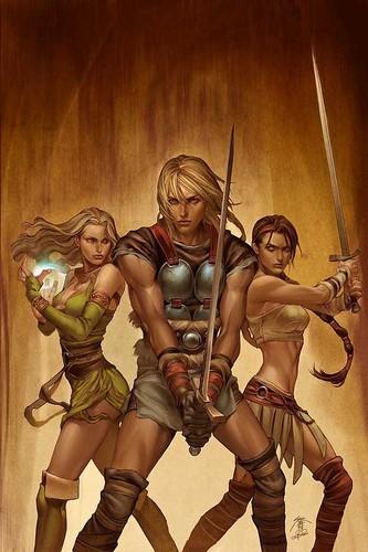 Thor legends gay